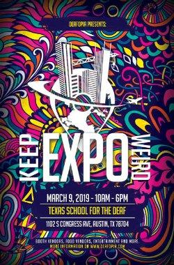 Deafopia: Keep Expo Weird   Texas School for the Deaf
